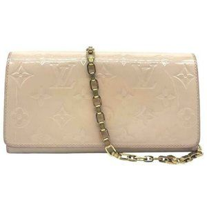 Louis Vuitton Sarah Chain Wallet Rose Angelique